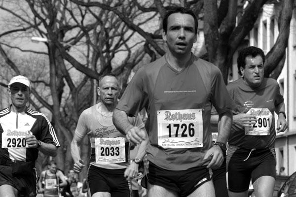 Freiburger Marathon 2005