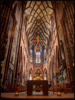 Freiburger Münster ...