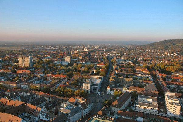 Freiburgs Norden