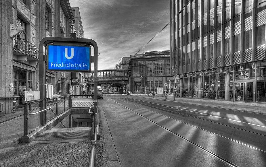 Freidrichstrasse