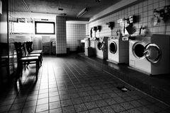 Freie Auswahl, endlich mal.... Waschtag