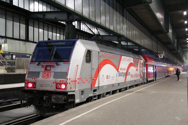 freie Fahrt für Bahnprojekt S21