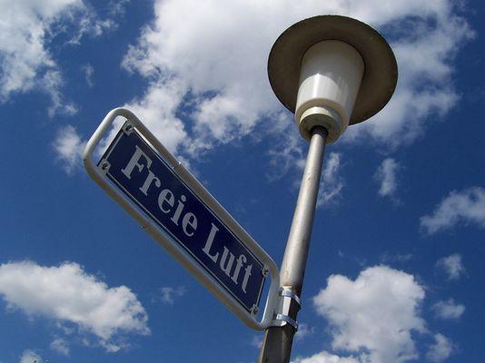 Freie Luft