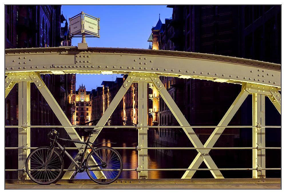 Freie und Fahrradstadt Hamburg