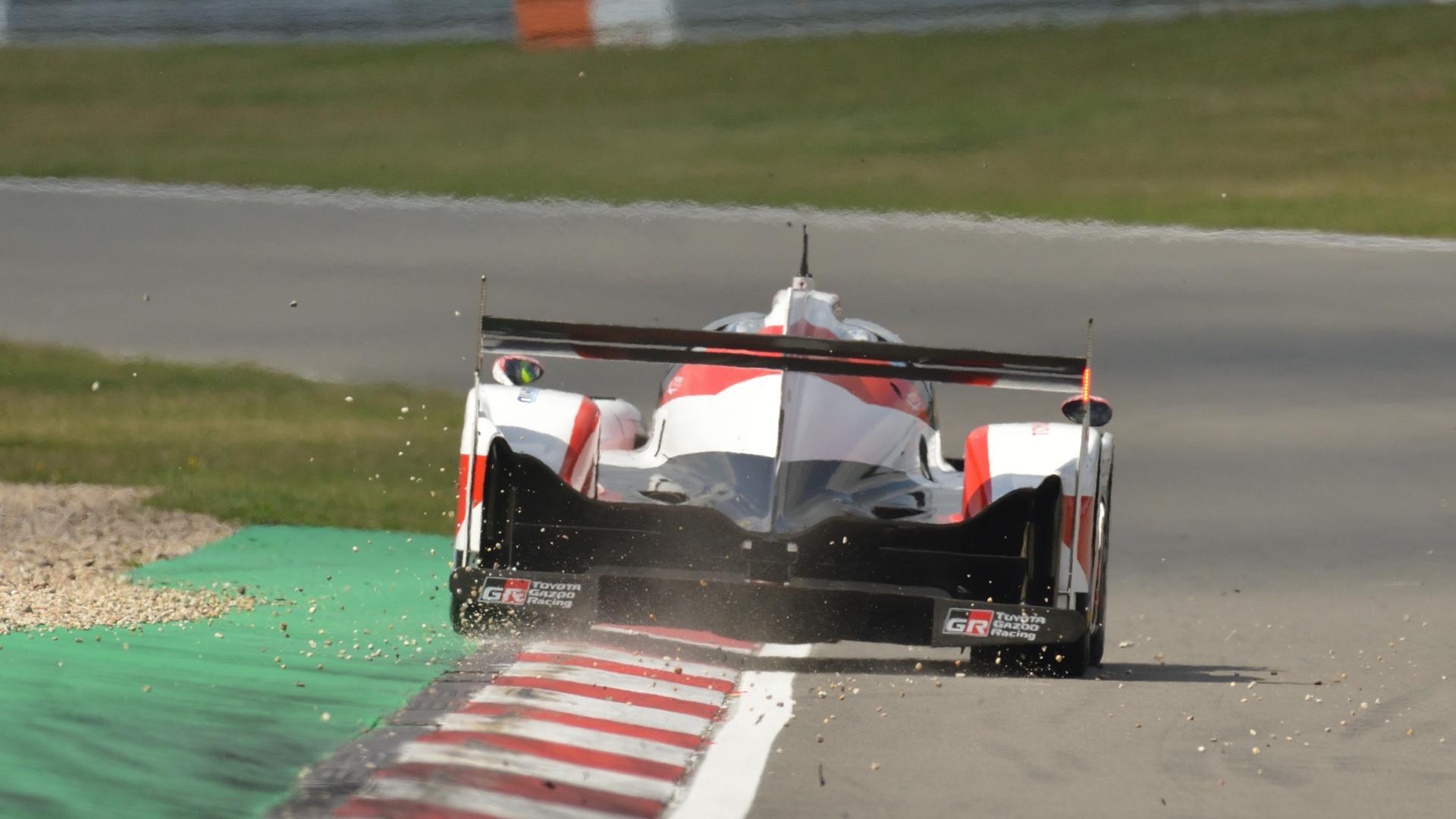 freies Training WEC 6 Hours of Nürburgring