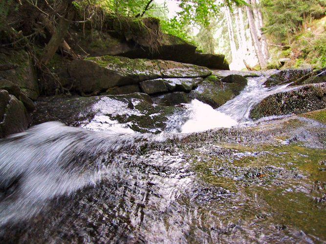 freies Wasser