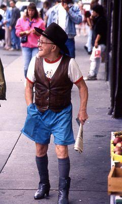 Freiheit ein Rentner zu sein. (Canada 1998)
