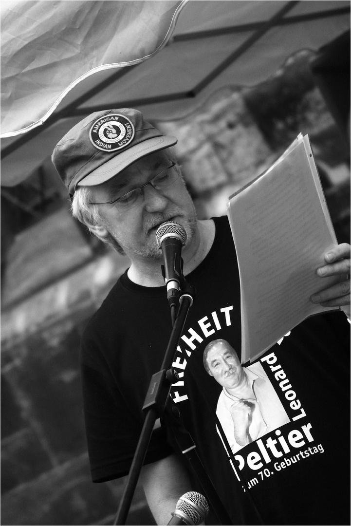 Freiheit für Leonard Peltier (2)