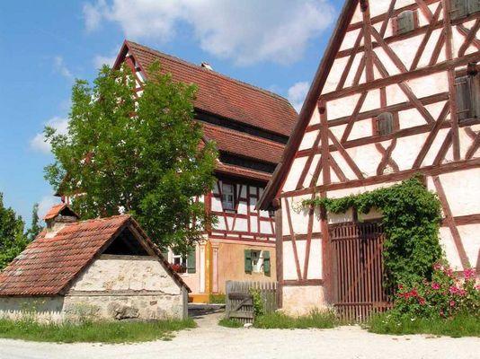 Freilandmuseum Bad Windsheim #04