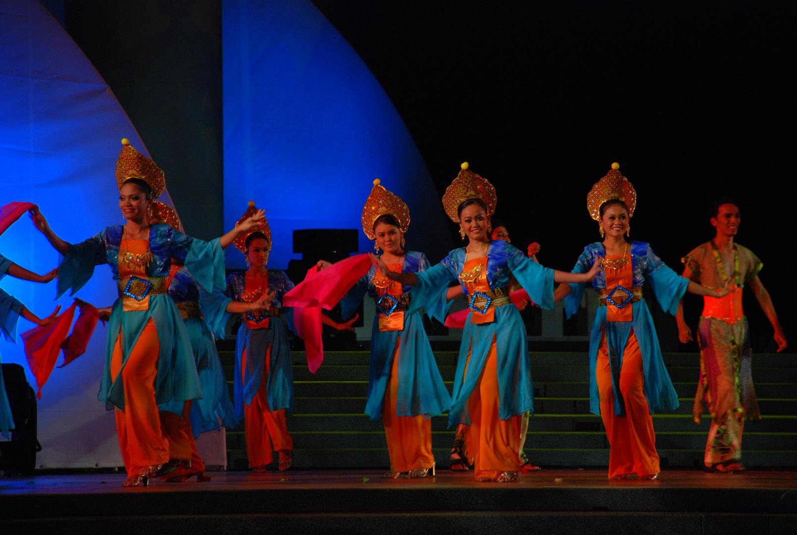 Freilichtbühne Kuala Lumpur