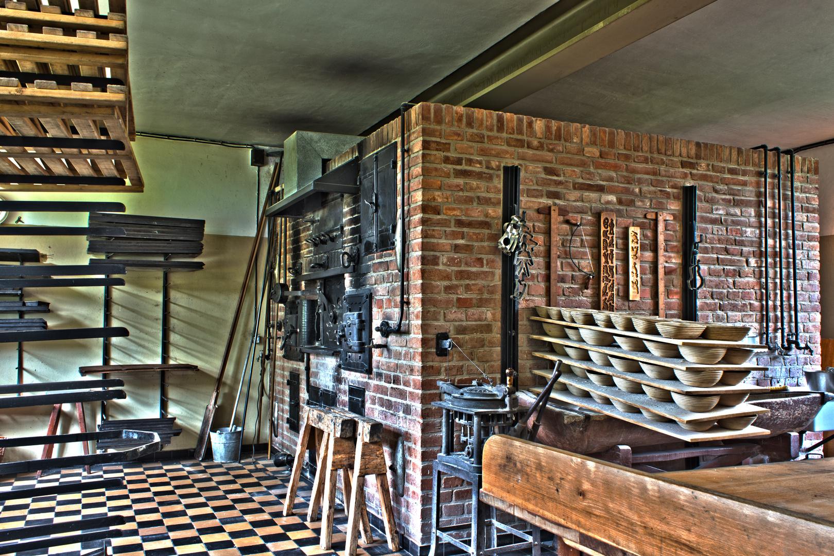 Freilichtmuseum Detmold Bäckerei