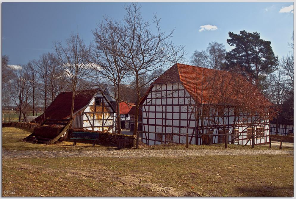Freilichtmuseum Diesdorf 1