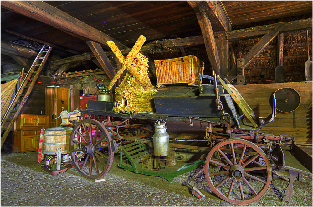 Freilichtmuseum Rieck-Haus ...