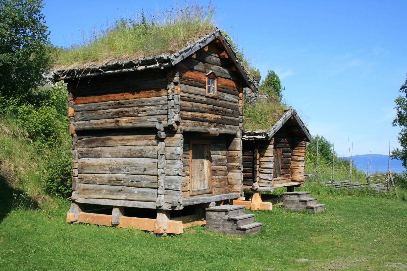 Freilichtmuseum Trondheim