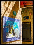 Freiluft-Galerie in Jaffa