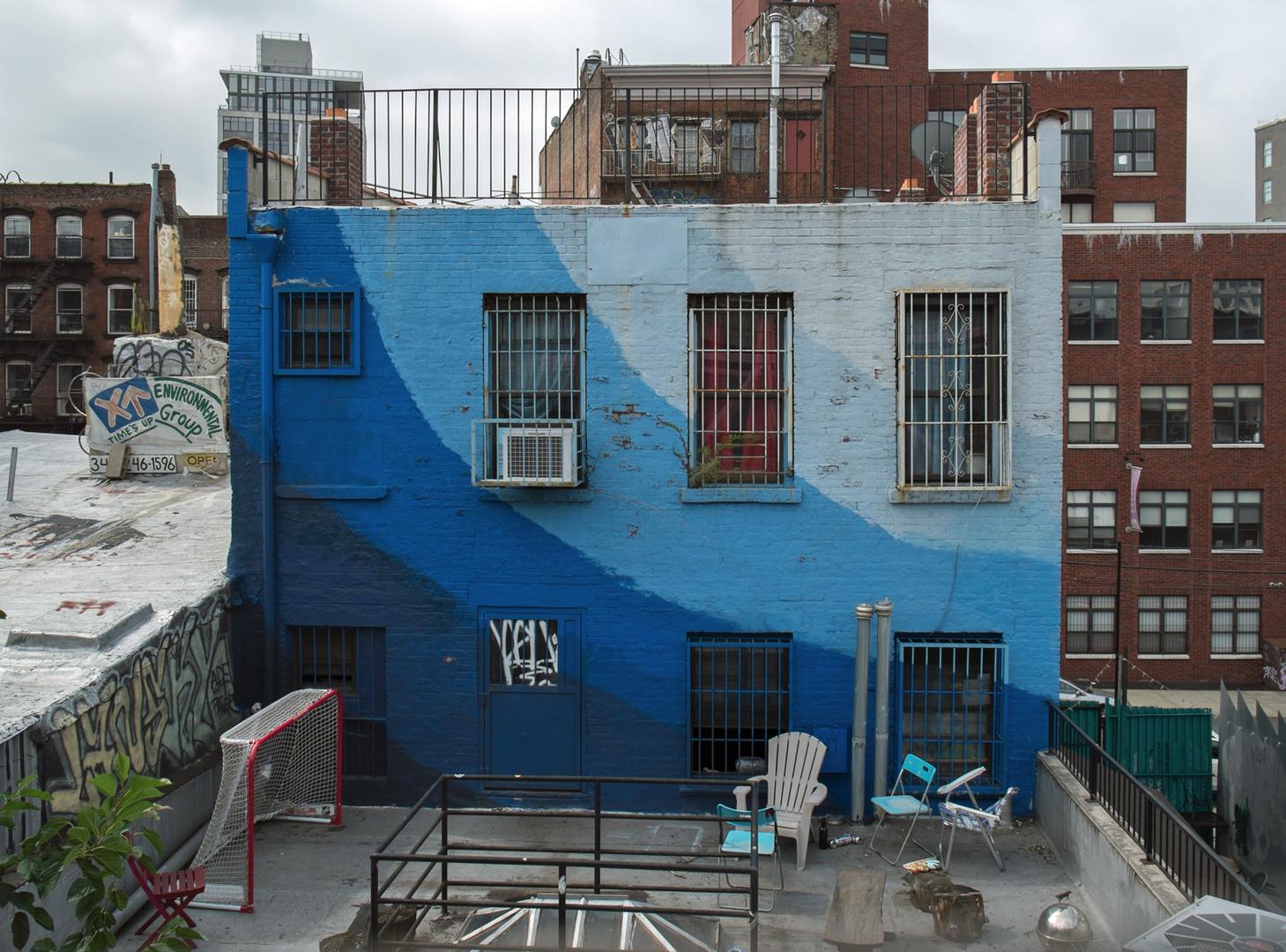 Freisitz in Brooklyn
