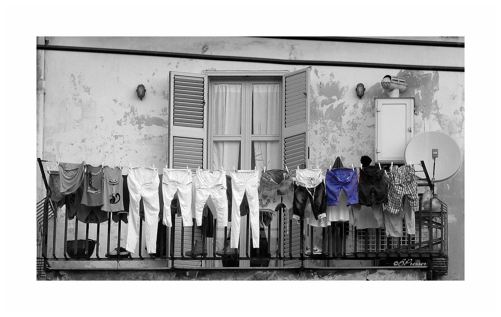 Freitag ist Waschtag!