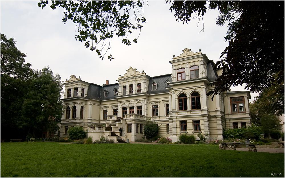 Freitagsmotiv Villa?