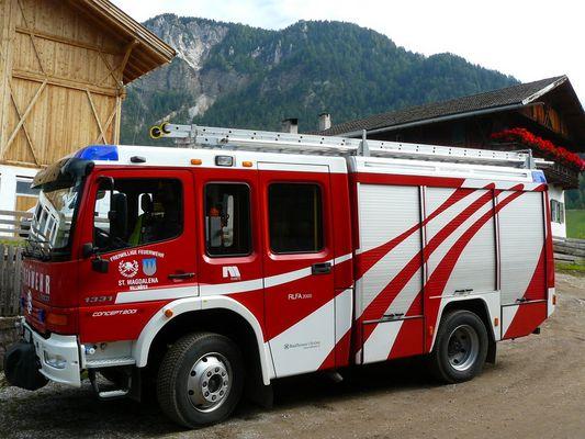 Freiwillige Feuerwehr St.Magdalena Villnöss Südtirol