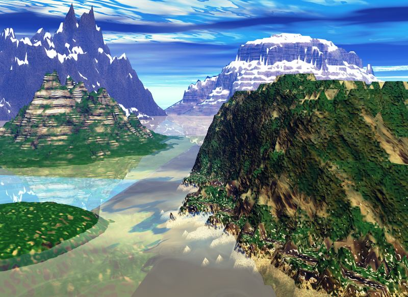 Fremde Welten 3 ... Ein neuer Anfang