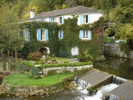 French Flair in Brantôme