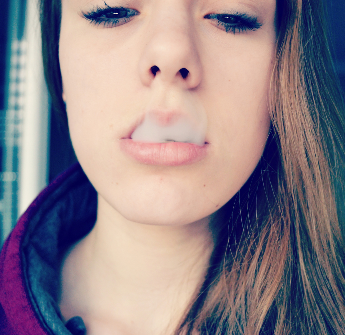 French Inhale.