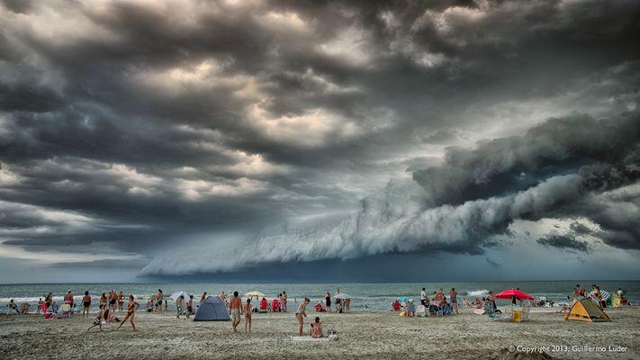 """""""Frente de tormenta"""""""