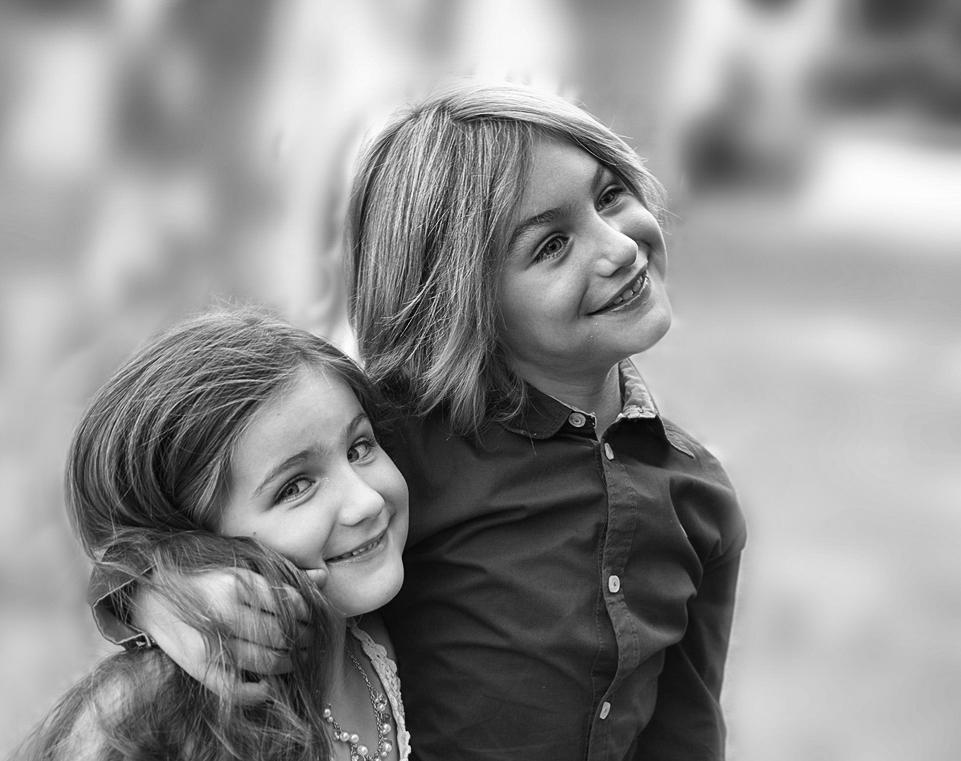 Frère et soeur .