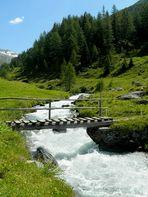 Fresche acque di torrente