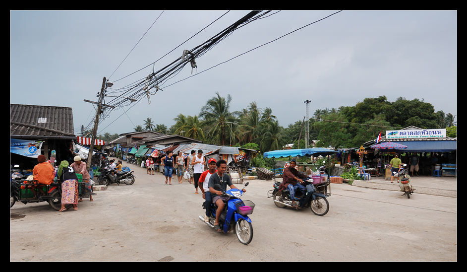 Fresh Food Market Hua Thanon