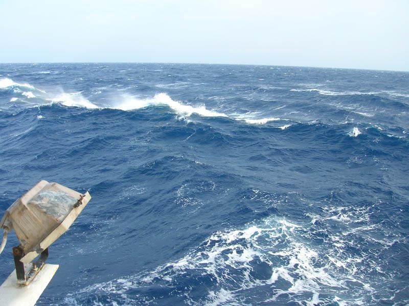 Fresh wind in Atlantic