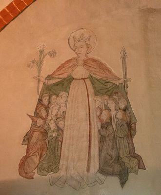 Fresken Kloster Zinna