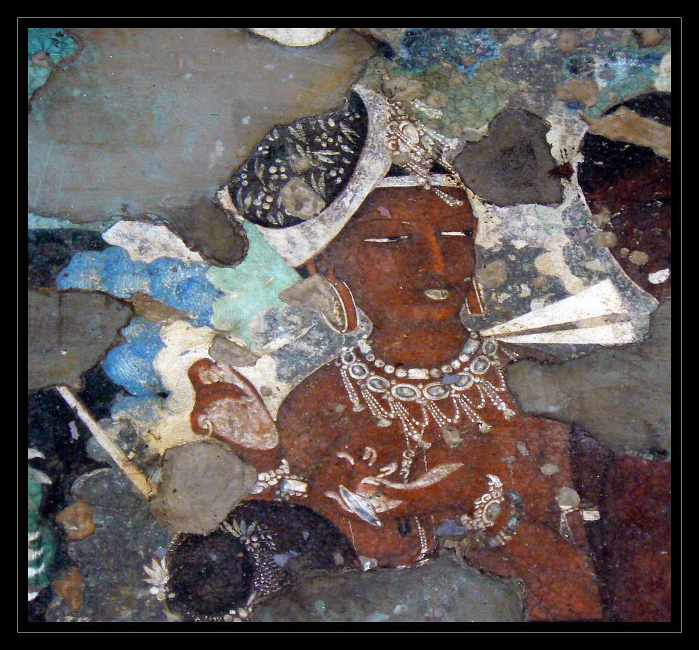 fresque classée UNESCO