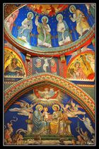 Fresque divine