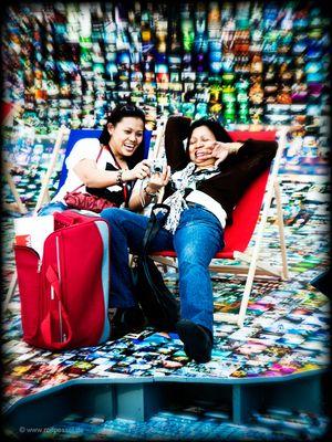 Freude auf der Photokina 2010