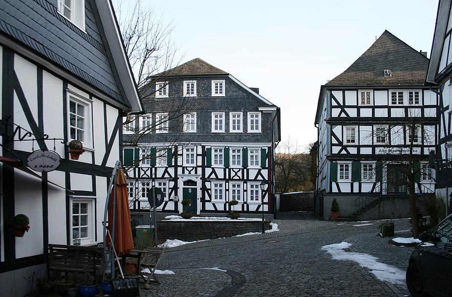 Freudenberg, Innenstadt (1)