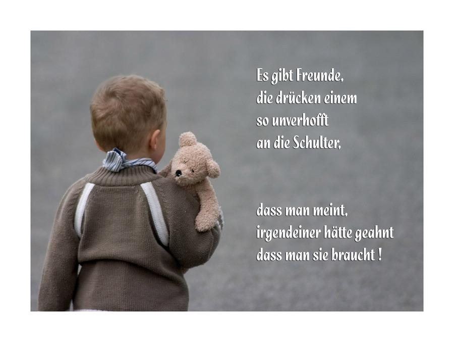 ...Freunde....