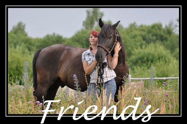 *** Freunde fürs Leben ****