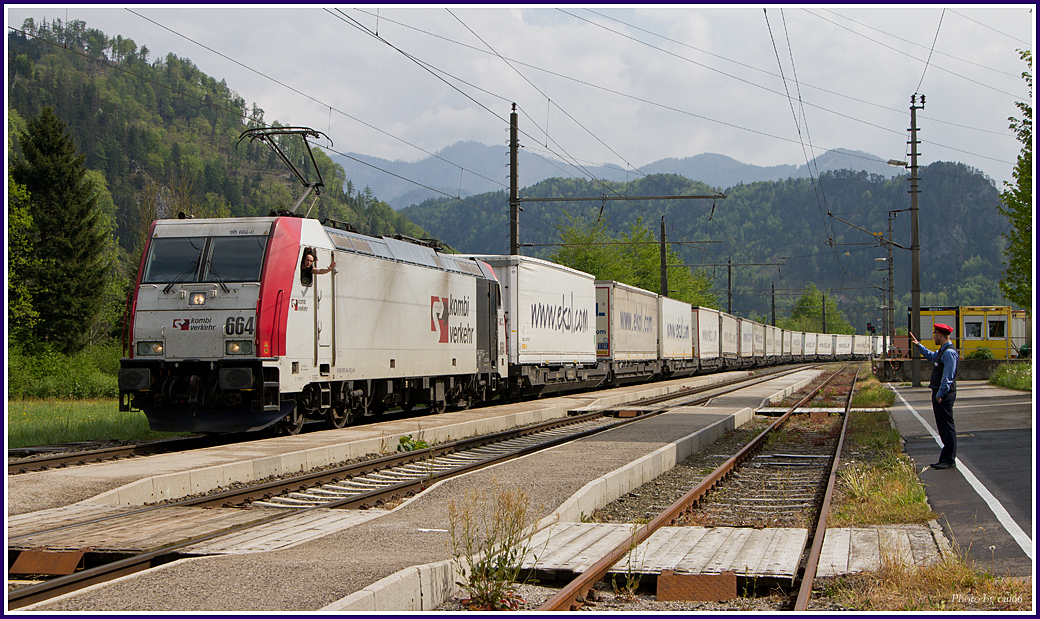 Freundliche Eisenbahn(er)!