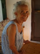 Freundliche Türkische Oma