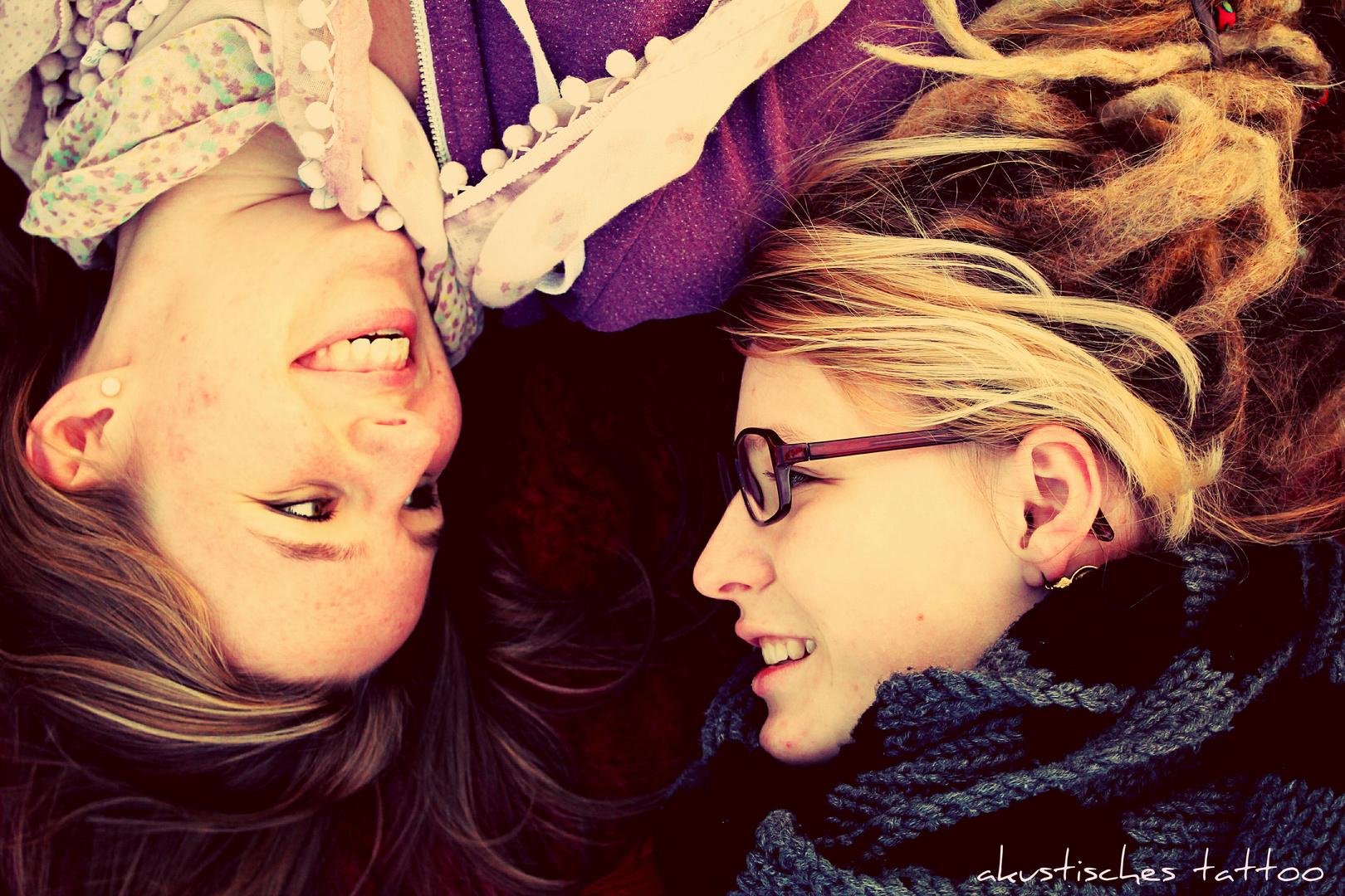 Freundschaft ist ,.wenn...