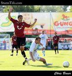 Freundschaftsspiel Sturm Graz 3:3 Hannover 96