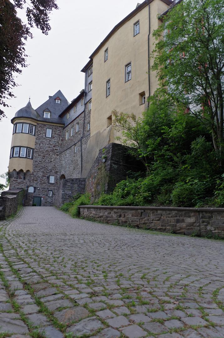 Freusburg im Siegtal (Vorhof)