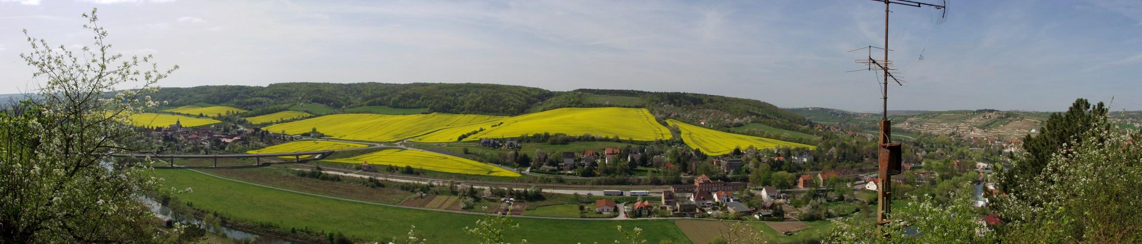 Freyberger Raps Landschaft