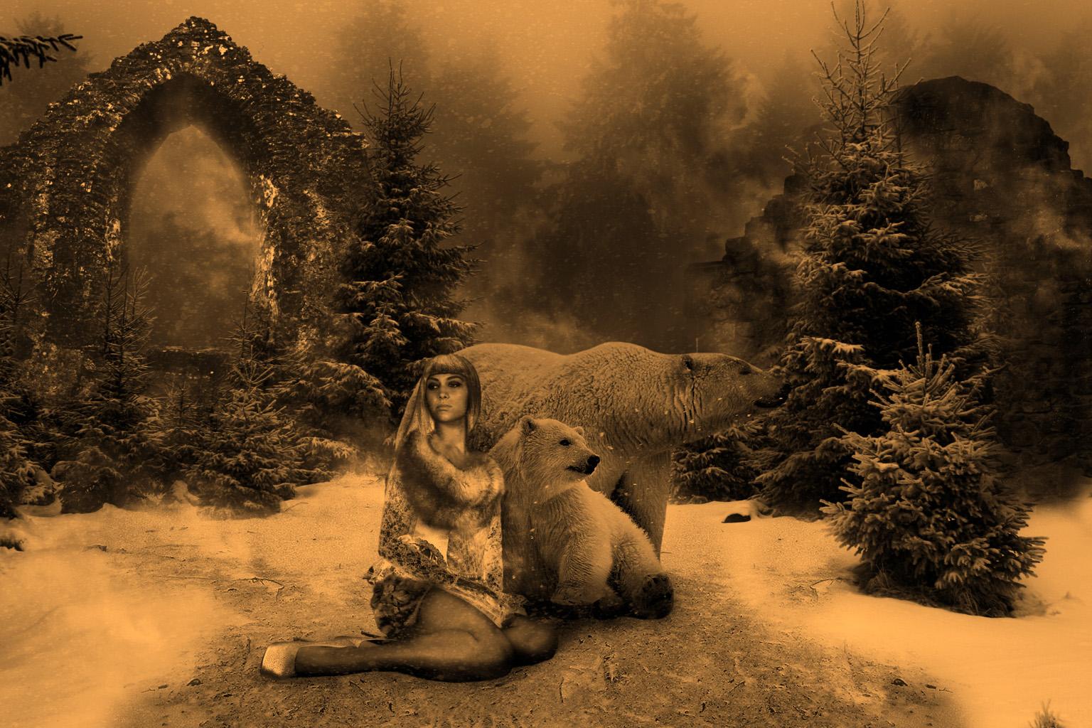 Freyja the Frost Queen