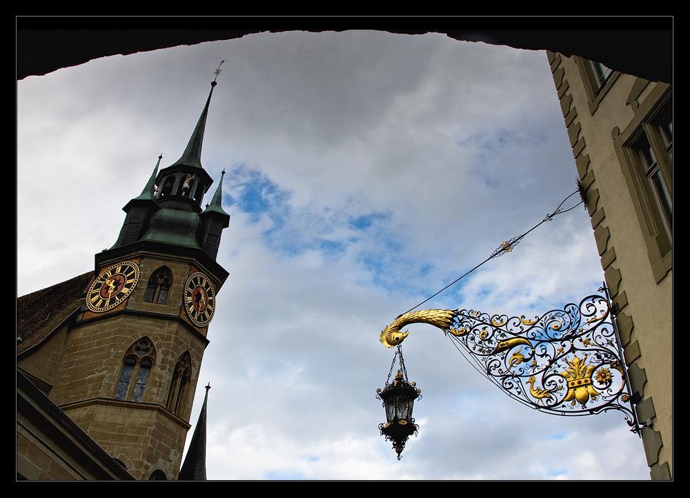 Fribourger Ansicht