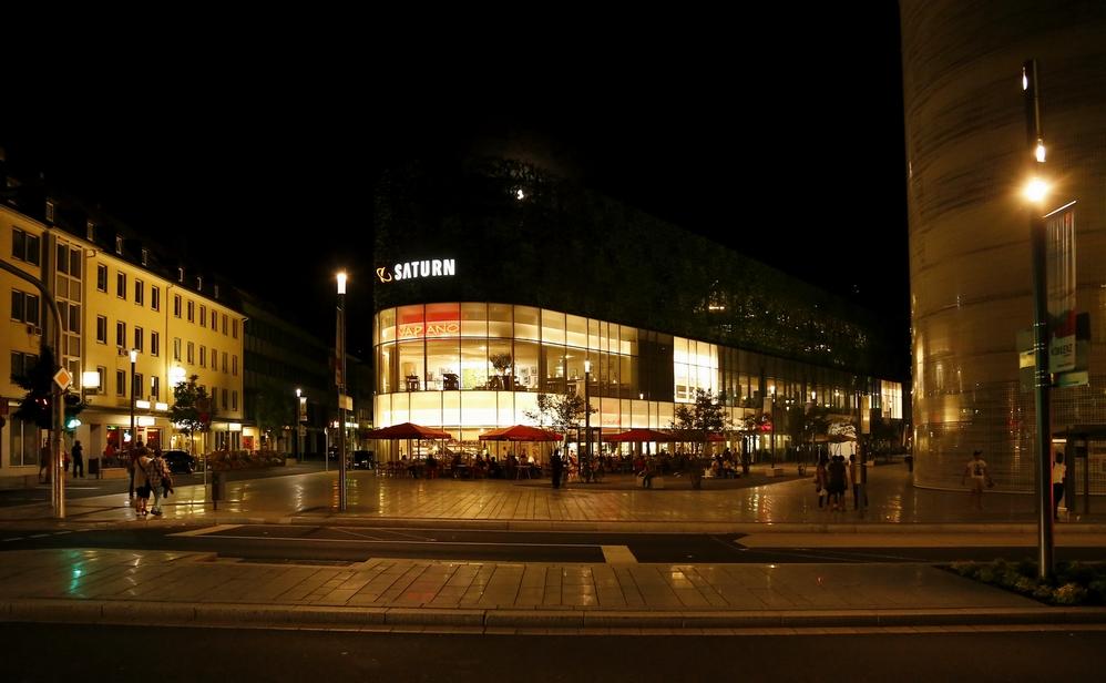 friday night in Koblenz