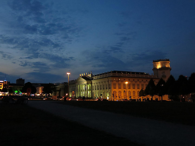 Fridericianum Kassel zur Museumsnacht