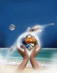 Frieden für die Welt