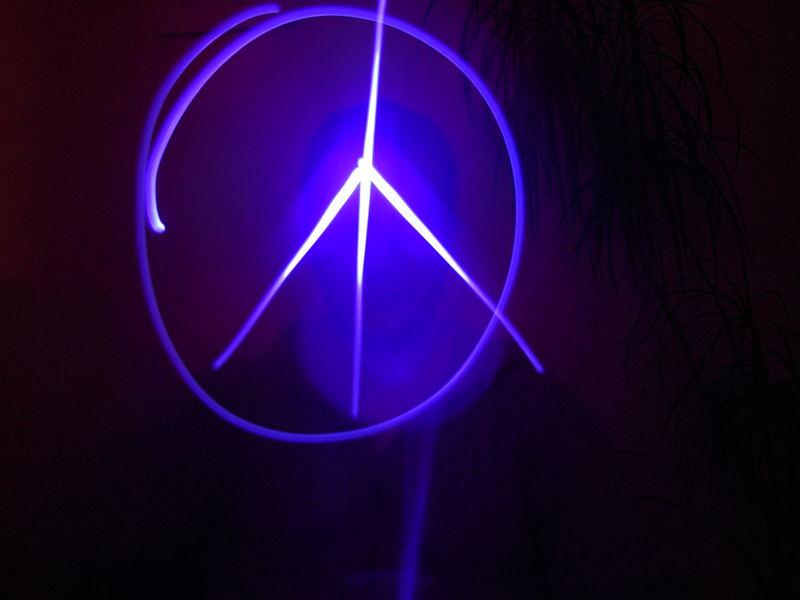 Frieden überall !